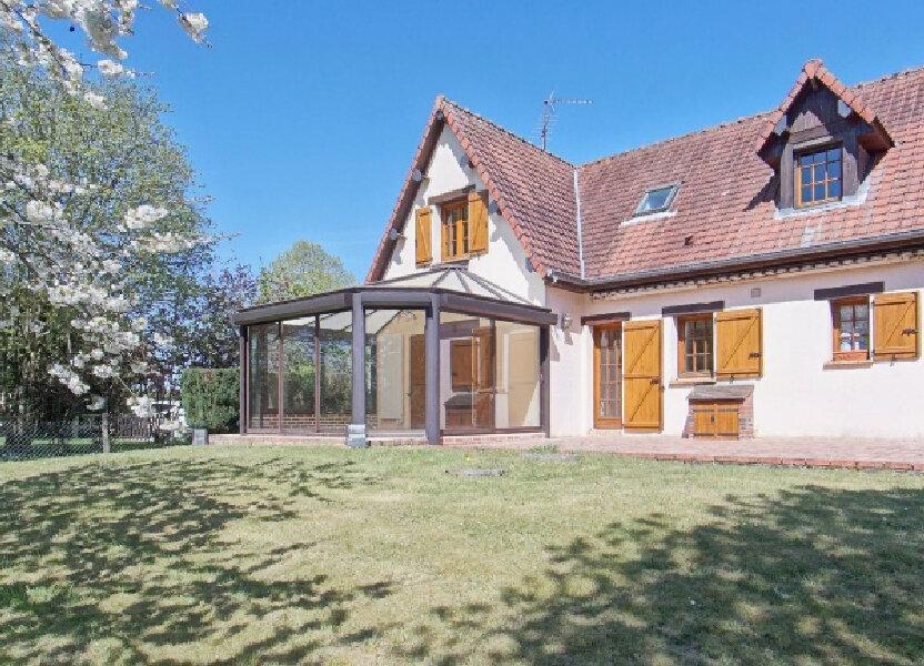Maison à vendre 137.71m2 à Gisors
