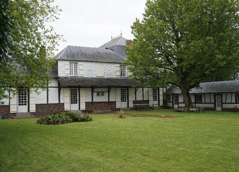 Maison à vendre 157.76m2 à Gournay-en-Bray