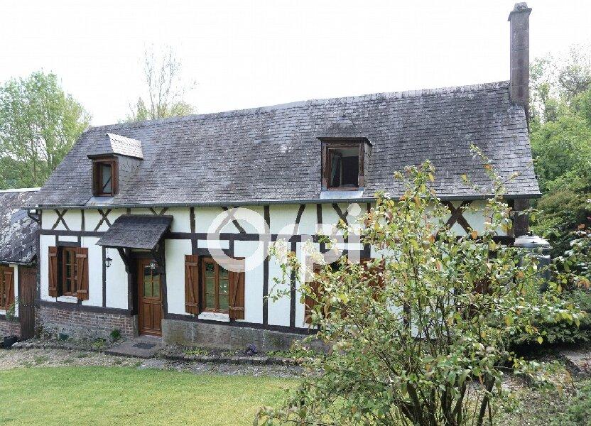 Maison à vendre 73.45m2 à Gournay-en-Bray