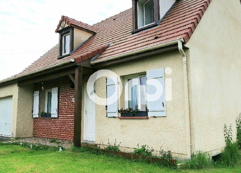 Maison à vendre 120.75m2 à Gournay-en-Bray