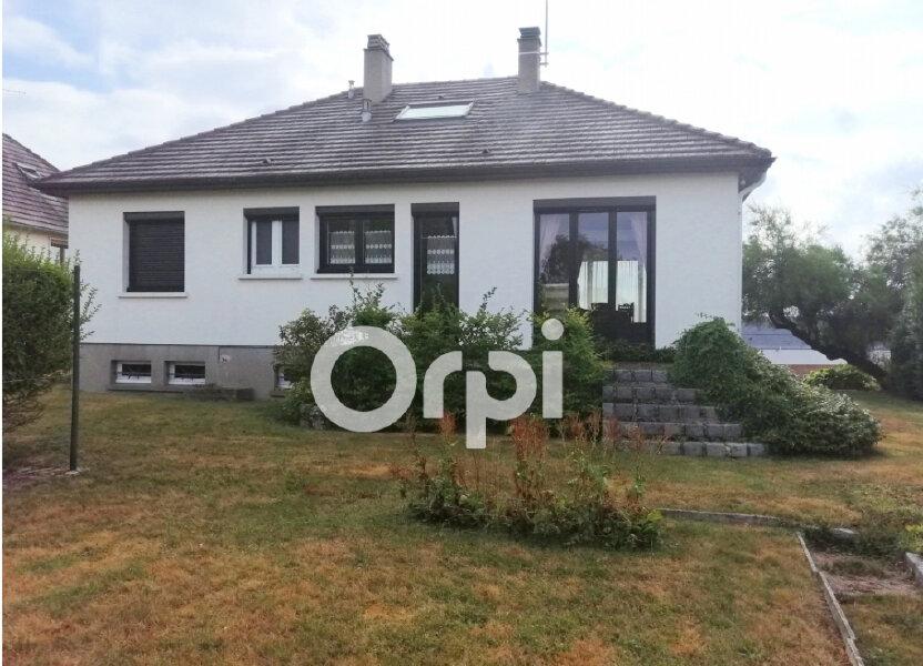 Maison à vendre 85.53m2 à Gournay-en-Bray