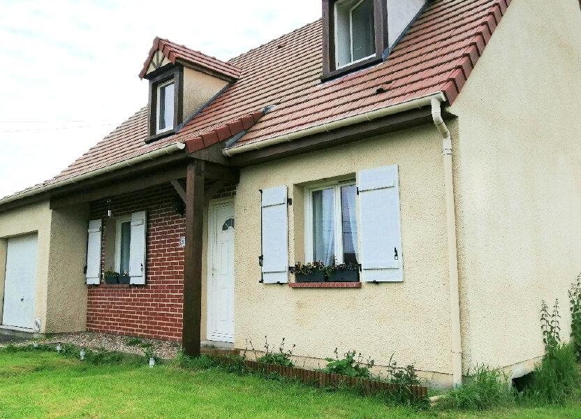 Maison à vendre 120.75m2 à Gisors