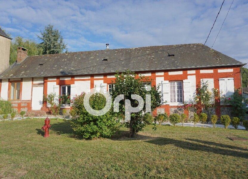 Maison à vendre 99m2 à Gournay-en-Bray