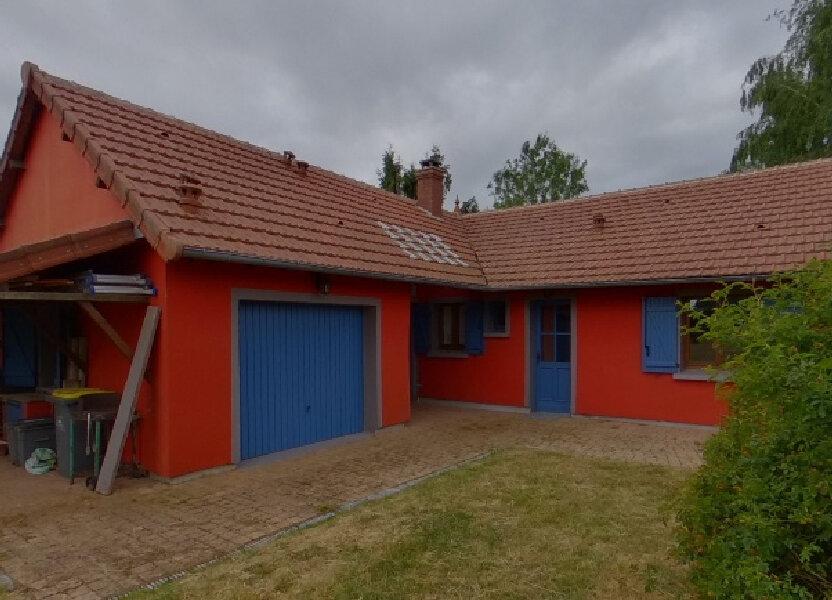 Maison à vendre 90m2 à Gisors