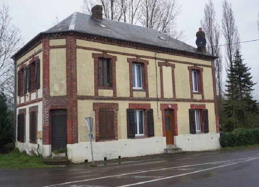 Maison à vendre 144m2 à Gournay-en-Bray