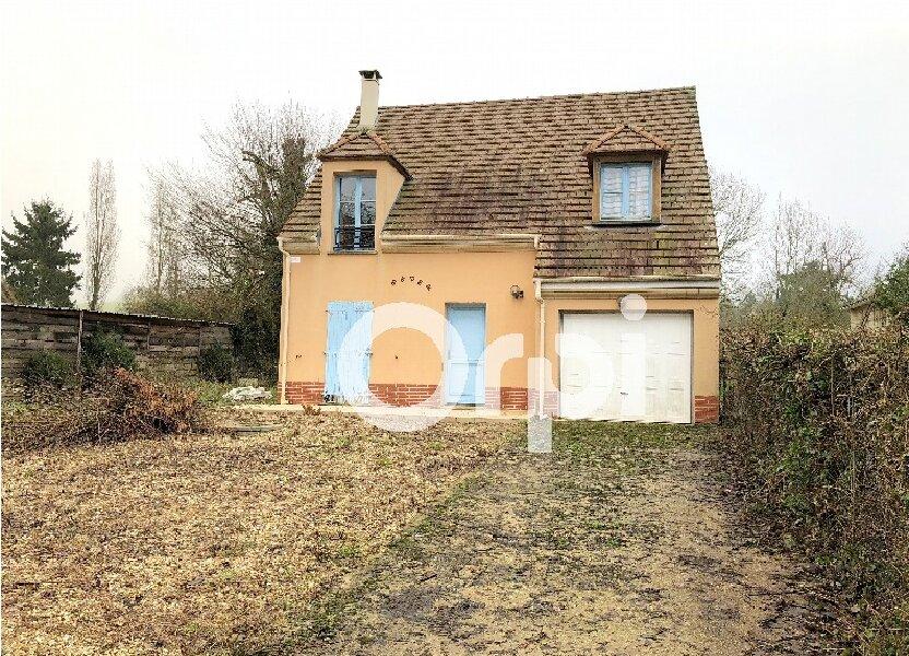 Maison à vendre 100m2 à Gournay-en-Bray