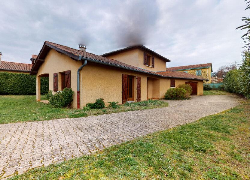 Maison à louer 123m2 à Caluire-et-Cuire