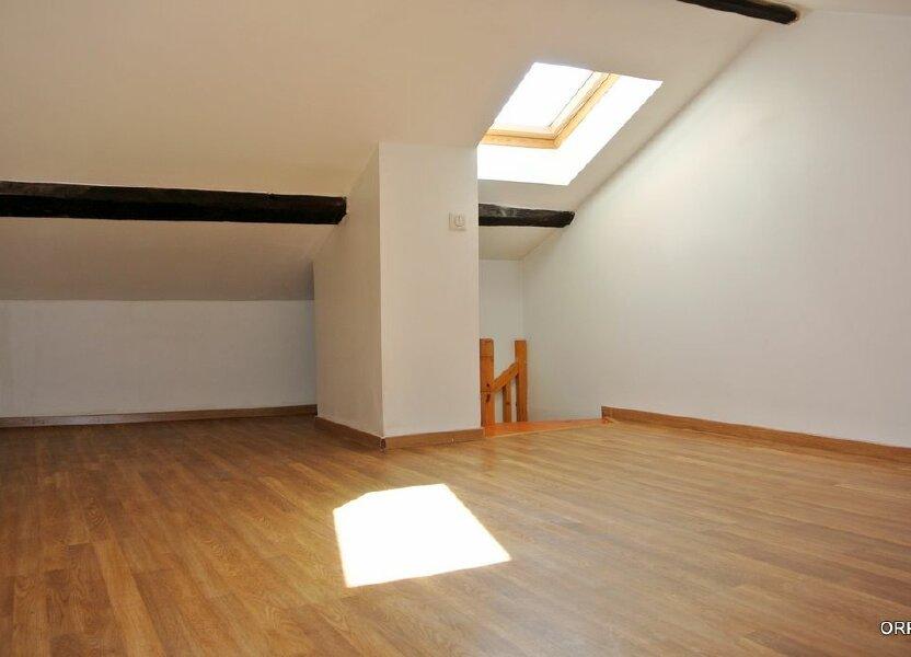 Appartement à louer 53.34m2 à Saint-Georges-de-Reneins