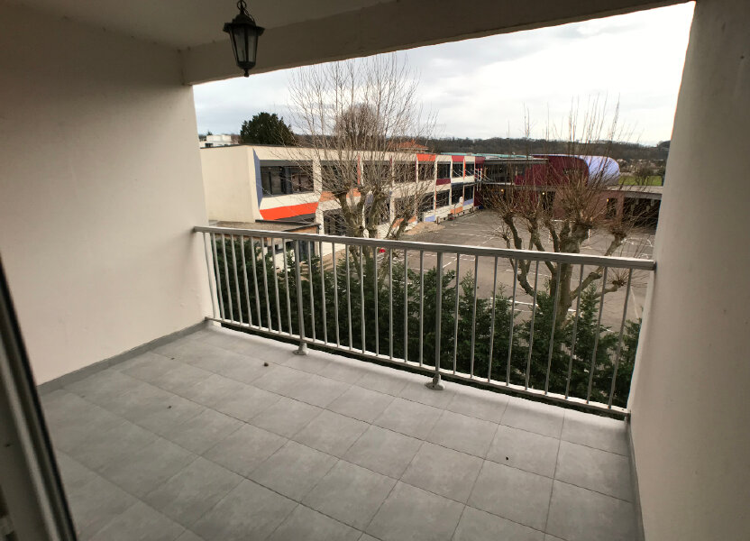 Appartement à louer 69.93m2 à Villefranche-sur-Saône