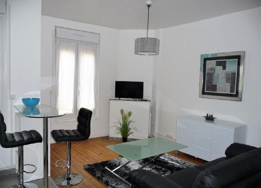 Appartement à louer 40m2 à Reims