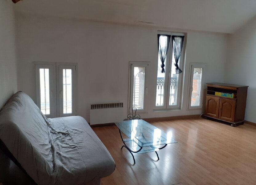 Appartement à louer 41m2 à Reims