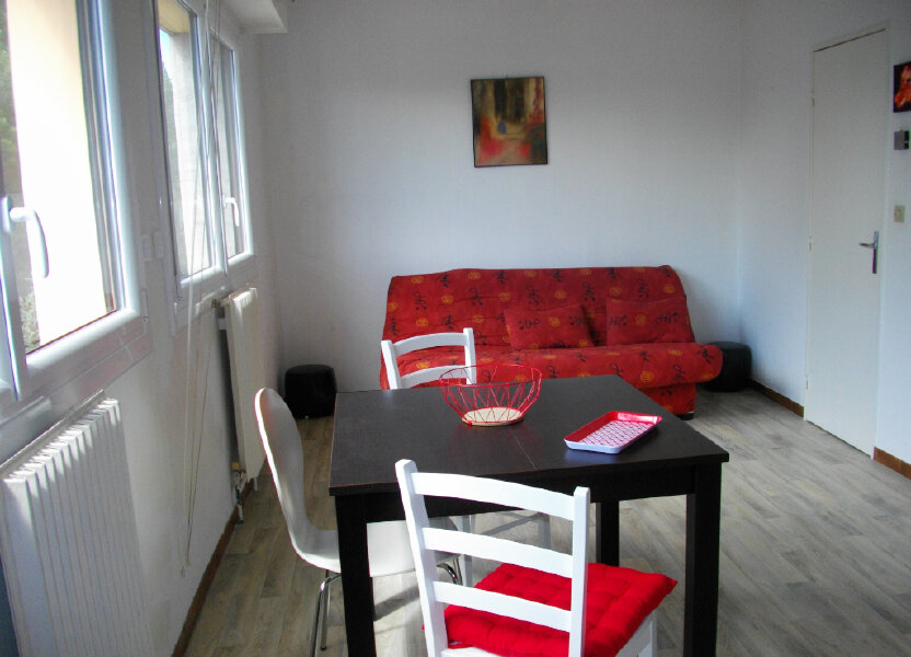 Appartement à louer 25.61m2 à Bourges