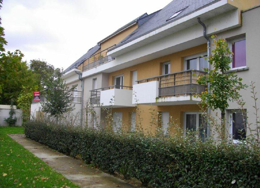 Appartement à louer 59.35m2 à Bourges