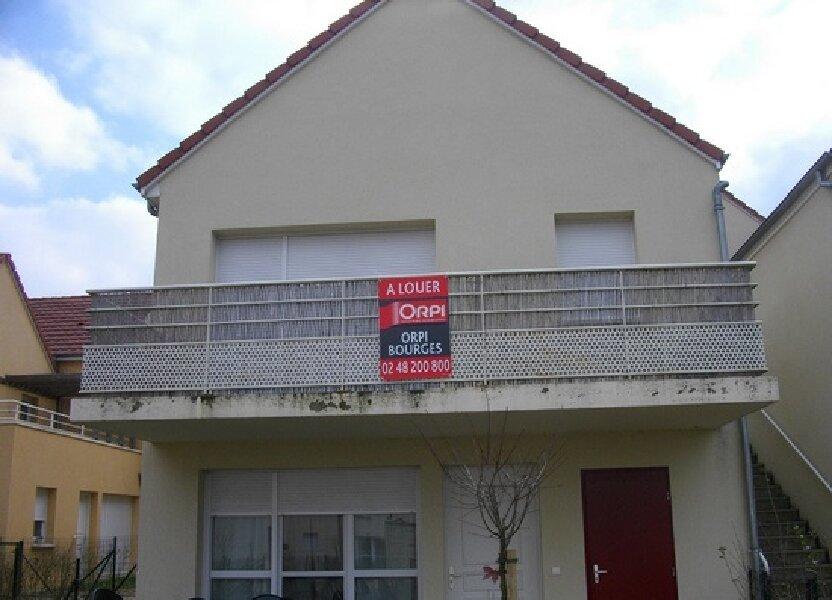 Appartement à louer 50.92m2 à Bourges