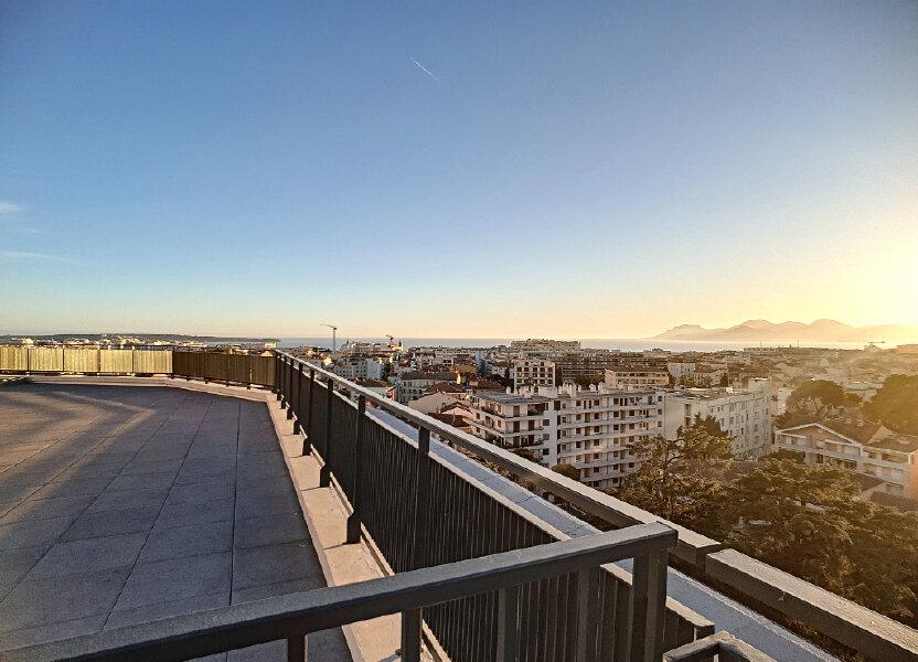 Appartement à vendre 87m2 à Cannes