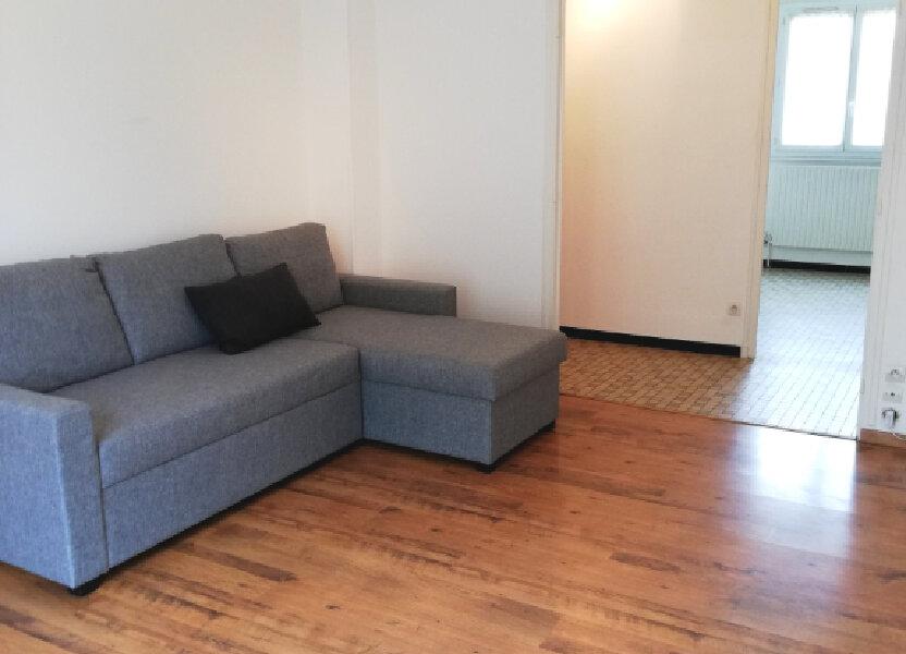 Appartement à louer 56.84m2 à Bourgoin-Jallieu