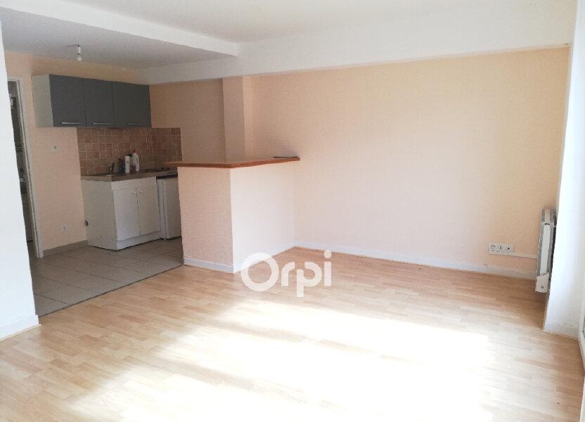 Appartement à louer 32m2 à La Côte-Saint-André