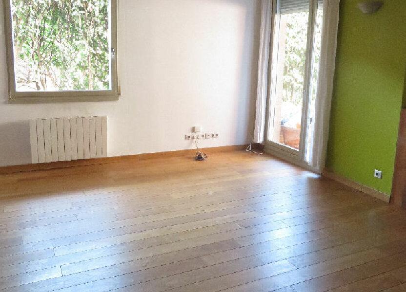 Appartement à louer 70.48m2 à Villeurbanne