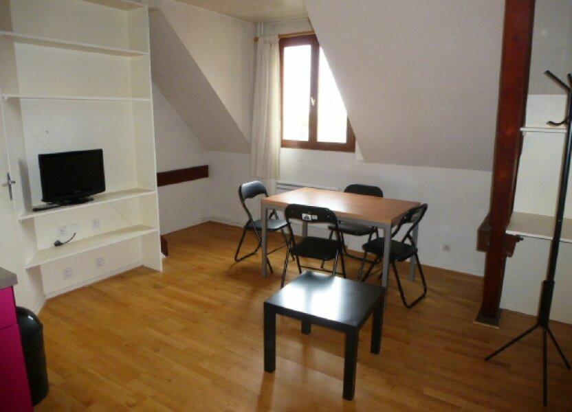 Appartement à louer 24.19m2 à Orléans