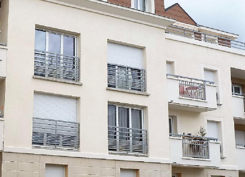 Appartement à louer 45.65m2 à Orléans