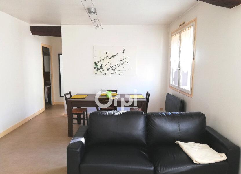 Appartement à louer 47m2 à Bourgoin-Jallieu