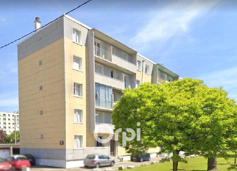 Appartement à louer 52.74m2 à Bourgoin-Jallieu