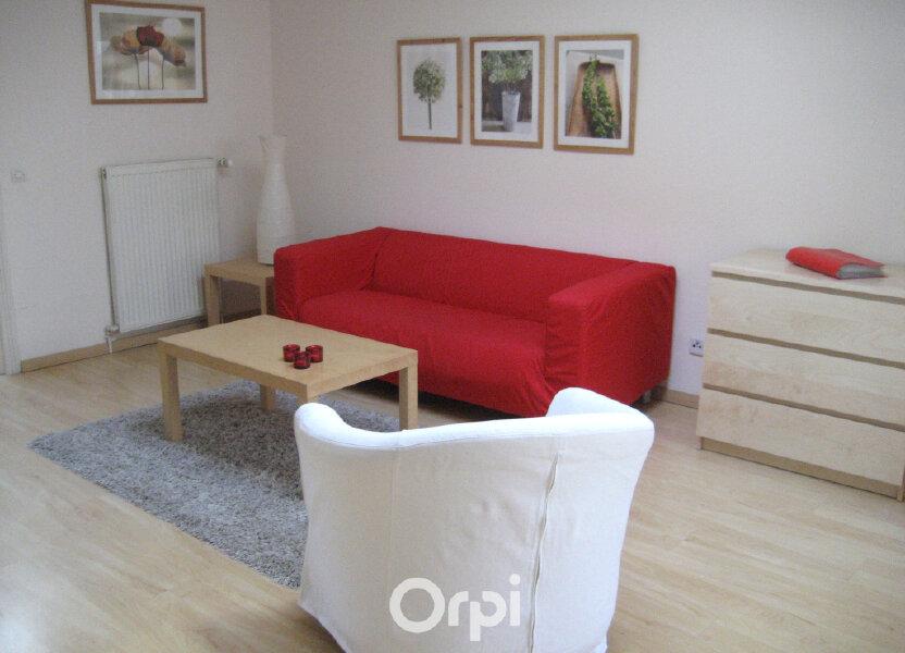 Appartement à louer 48.8m2 à Bourgoin-Jallieu