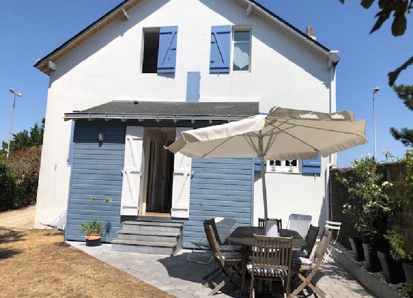 Maison à vendre 100m2 à Batz-sur-Mer