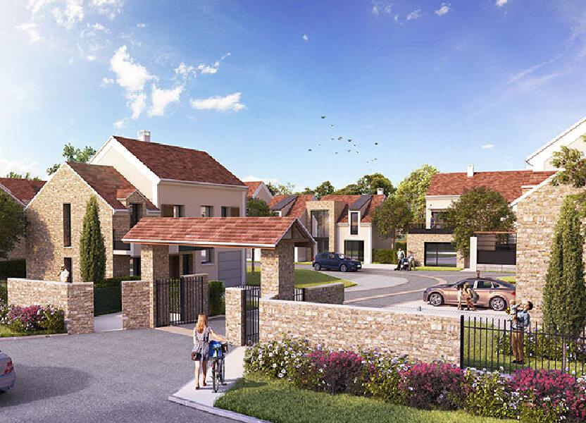 Maison à vendre 92.1m2 à Chambourcy