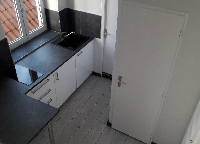 Appartement à louer 18.15m2 à Lyon 6