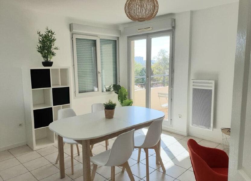 Appartement à louer 48.49m2 à Lyon 8