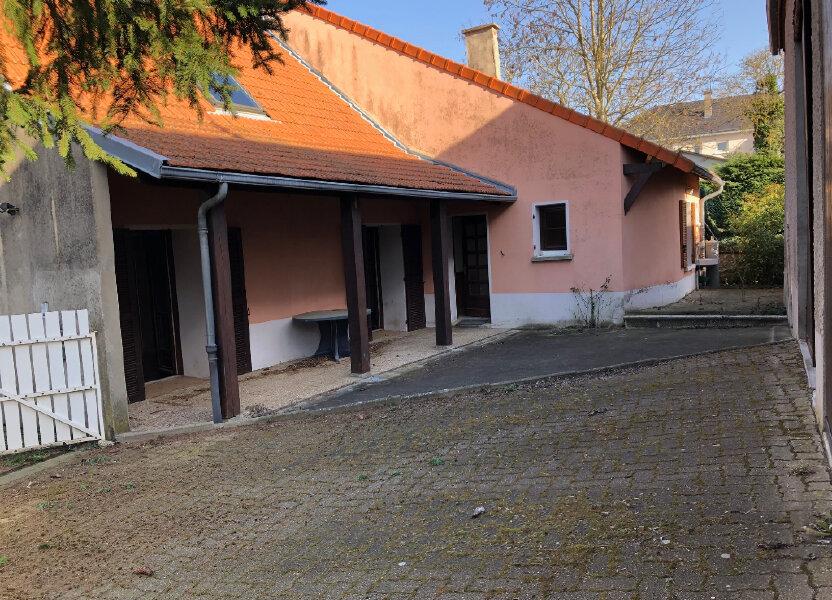 Maison à vendre 132m2 à Creuzier-le-Neuf