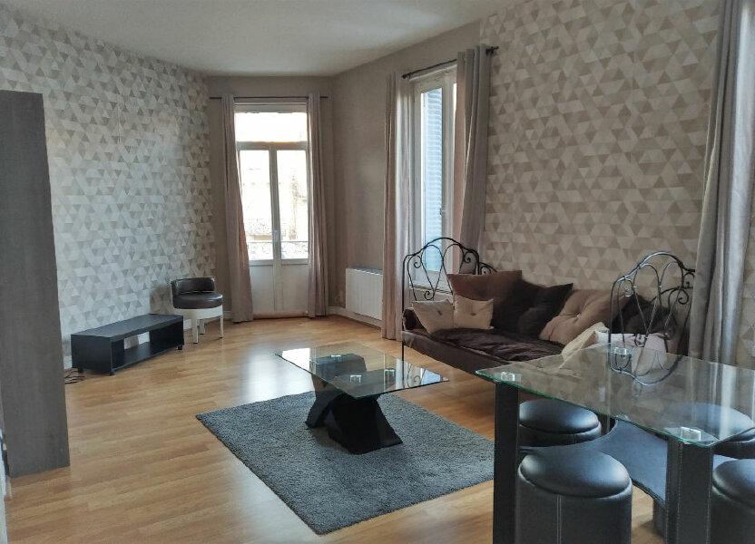 Appartement à louer 47m2 à Vichy