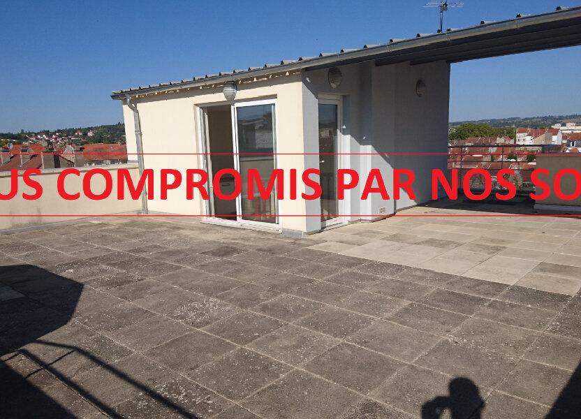 Appartement à vendre 83.8m2 à Vichy