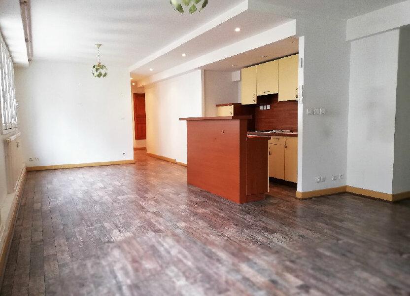 Appartement à vendre 74m2 à Vichy