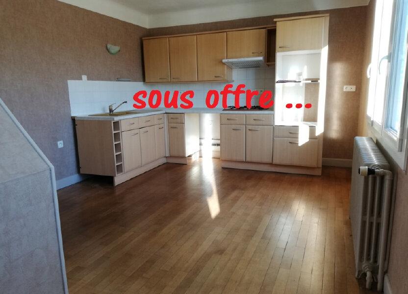 Maison à vendre 54m2 à Cusset