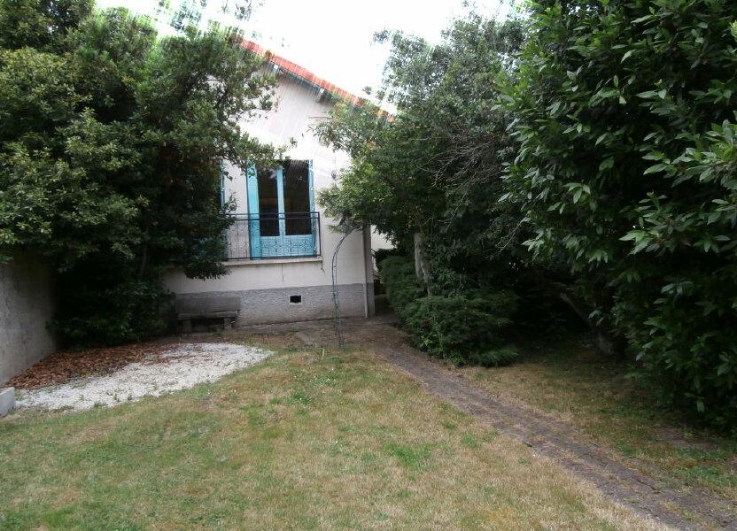 Maison à louer 80m2 à Montluçon