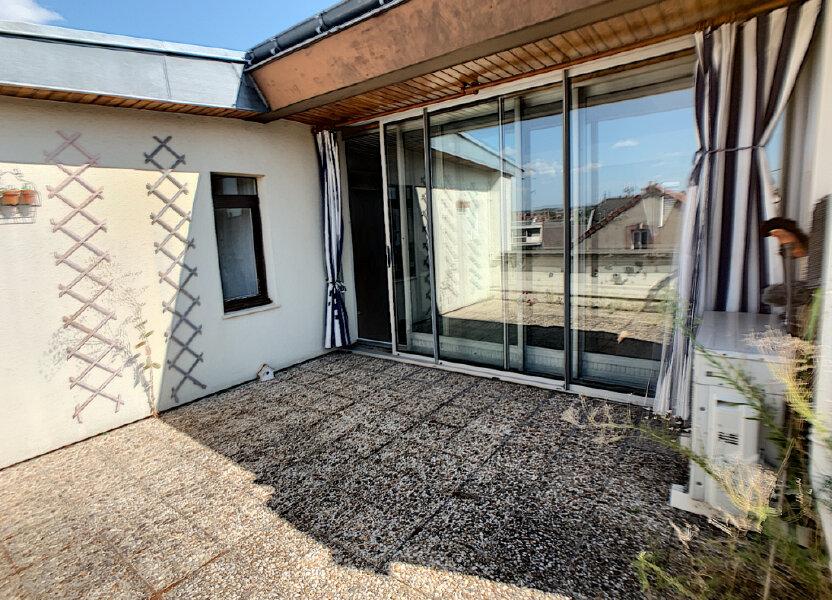 Appartement à louer 70m2 à Montluçon