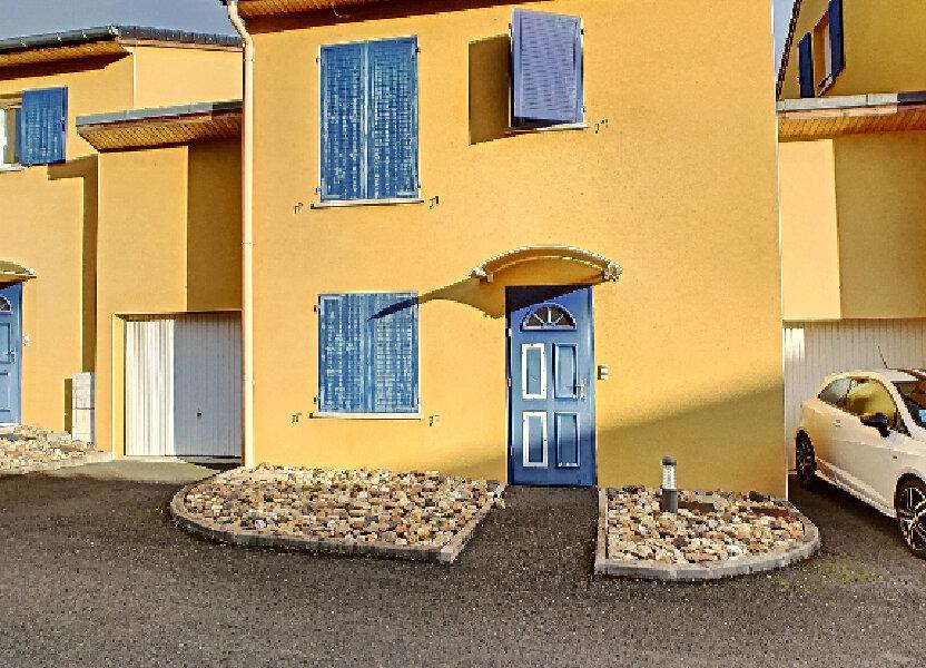 Appartement à louer 41.15m2 à Montluçon