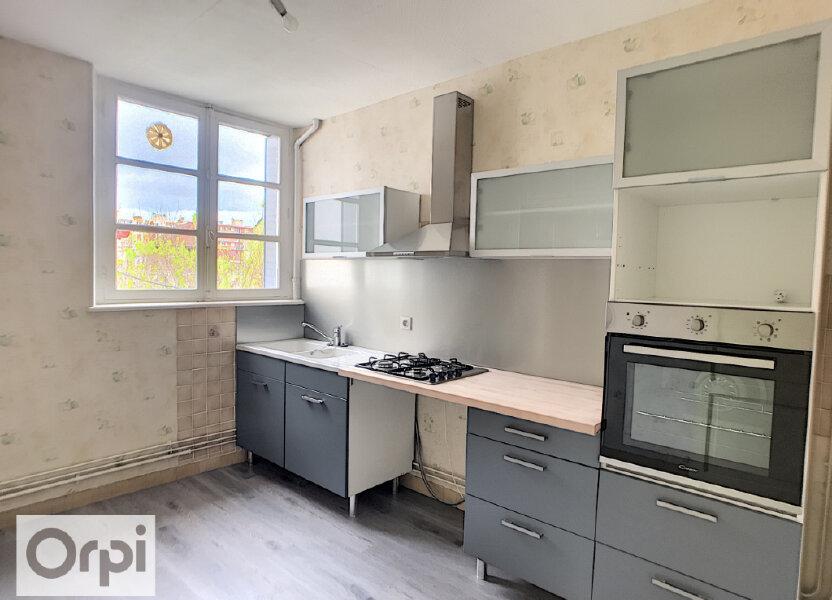 Appartement à louer 61m2 à Montluçon