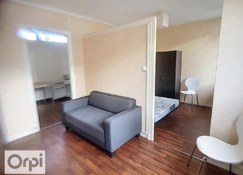Appartement à louer 24.95m2 à Montluçon