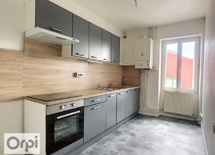 Appartement à louer 82m2 à Montluçon