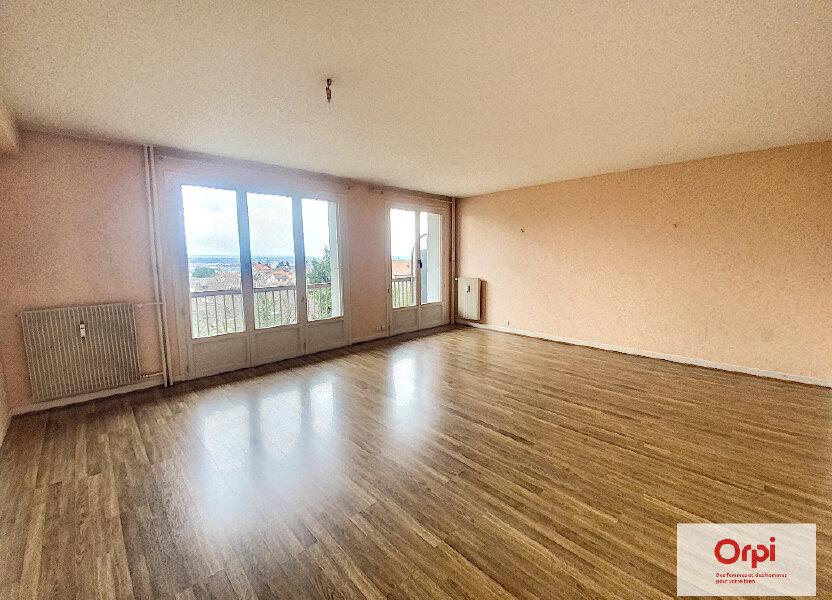 Appartement à louer 74m2 à Montluçon