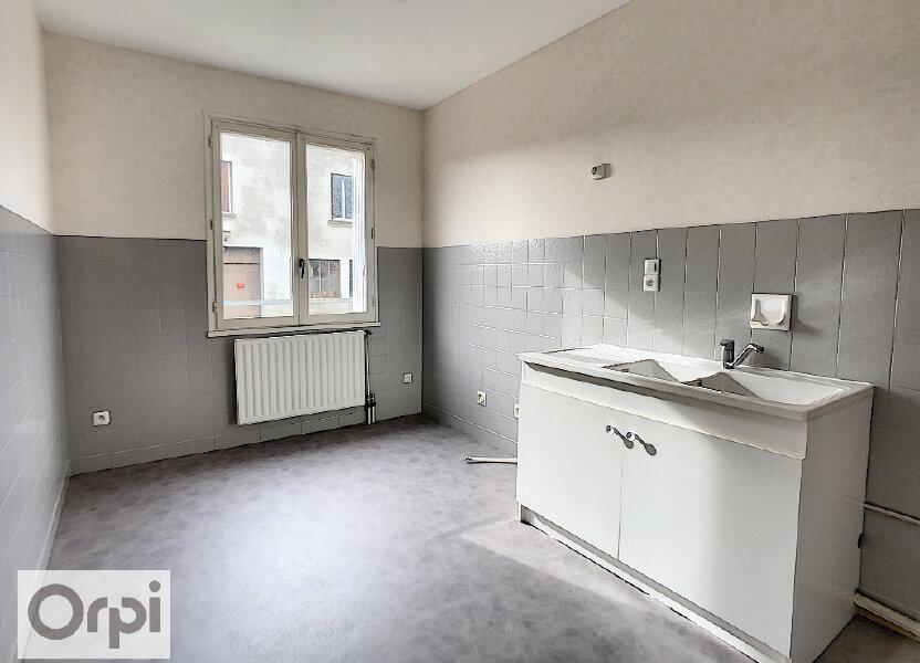 Appartement à louer 47.15m2 à Montluçon
