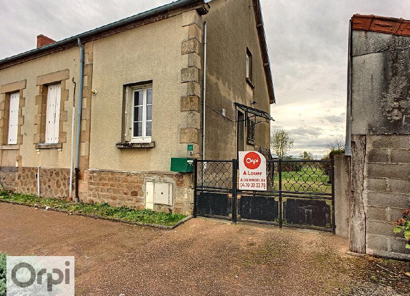 Maison à louer 67m2 à Montmarault