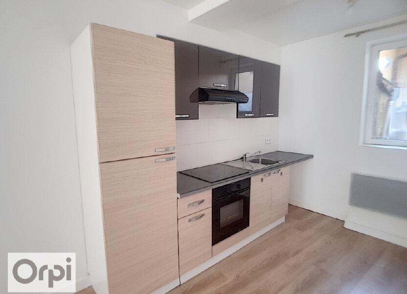 Appartement à louer 54.98m2 à Montluçon