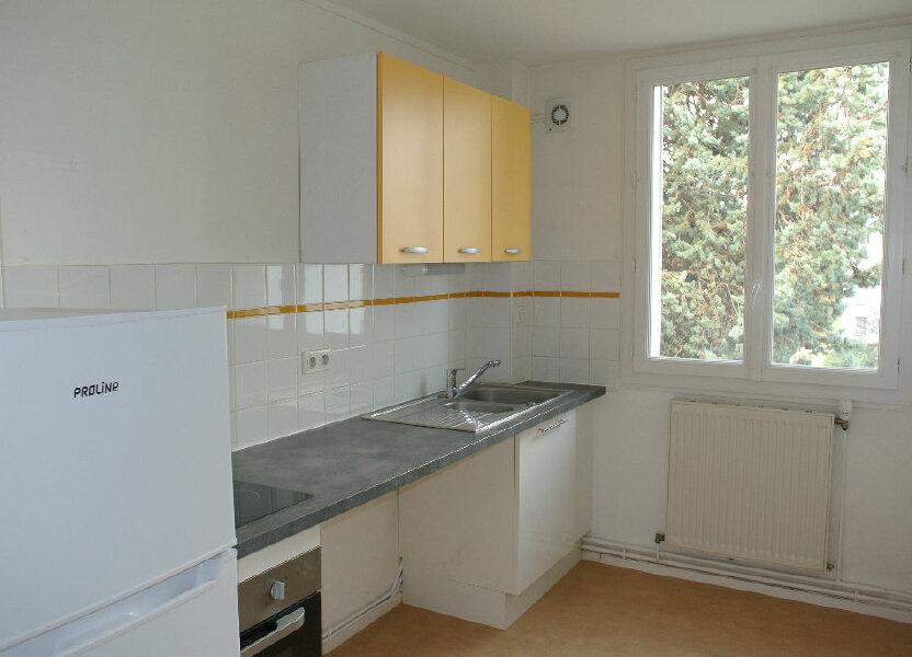 Appartement à louer 53.48m2 à Montluçon