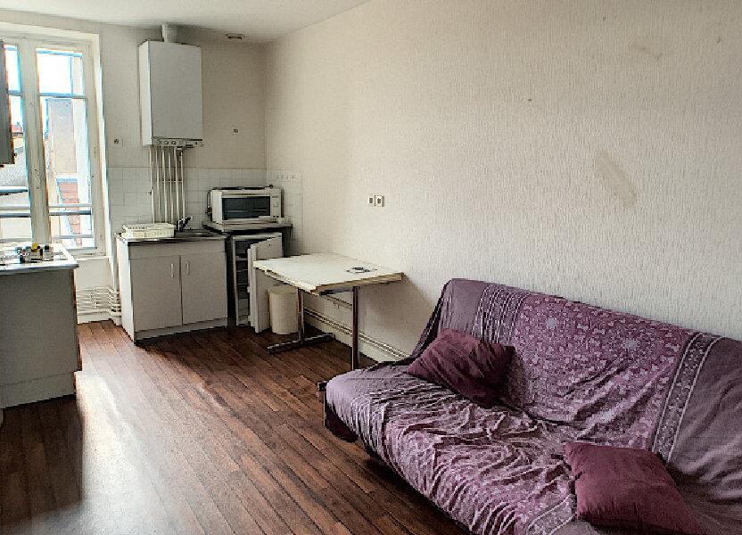 Appartement à louer 29.7m2 à Montluçon