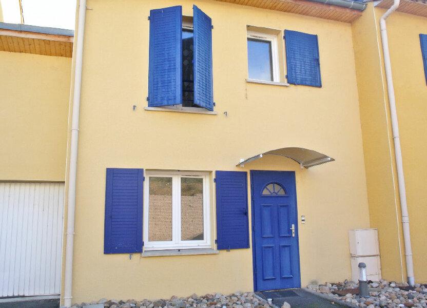 Appartement à louer 37.88m2 à Montluçon