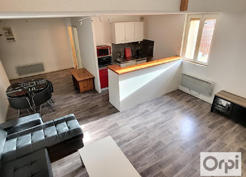Appartement à louer 62.01m2 à Montluçon